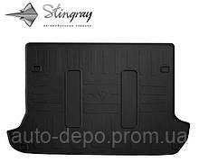 Килимок багажника Toyota Land Cruiser Prado 120 2002- (7 місць) Stingray