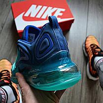 Мужские кроссовки в стиле Nike Air Max 720 Sea Forest, фото 3