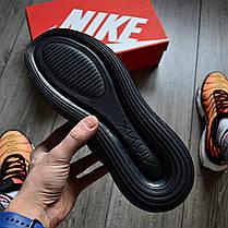 Мужские кроссовки в стиле Nike Air Max 720 Black Laser, фото 3