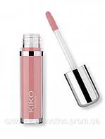 Блеск для губ KIKO MILANO Latex Shine Lip Lacquer 03 Rosy Hazelnut