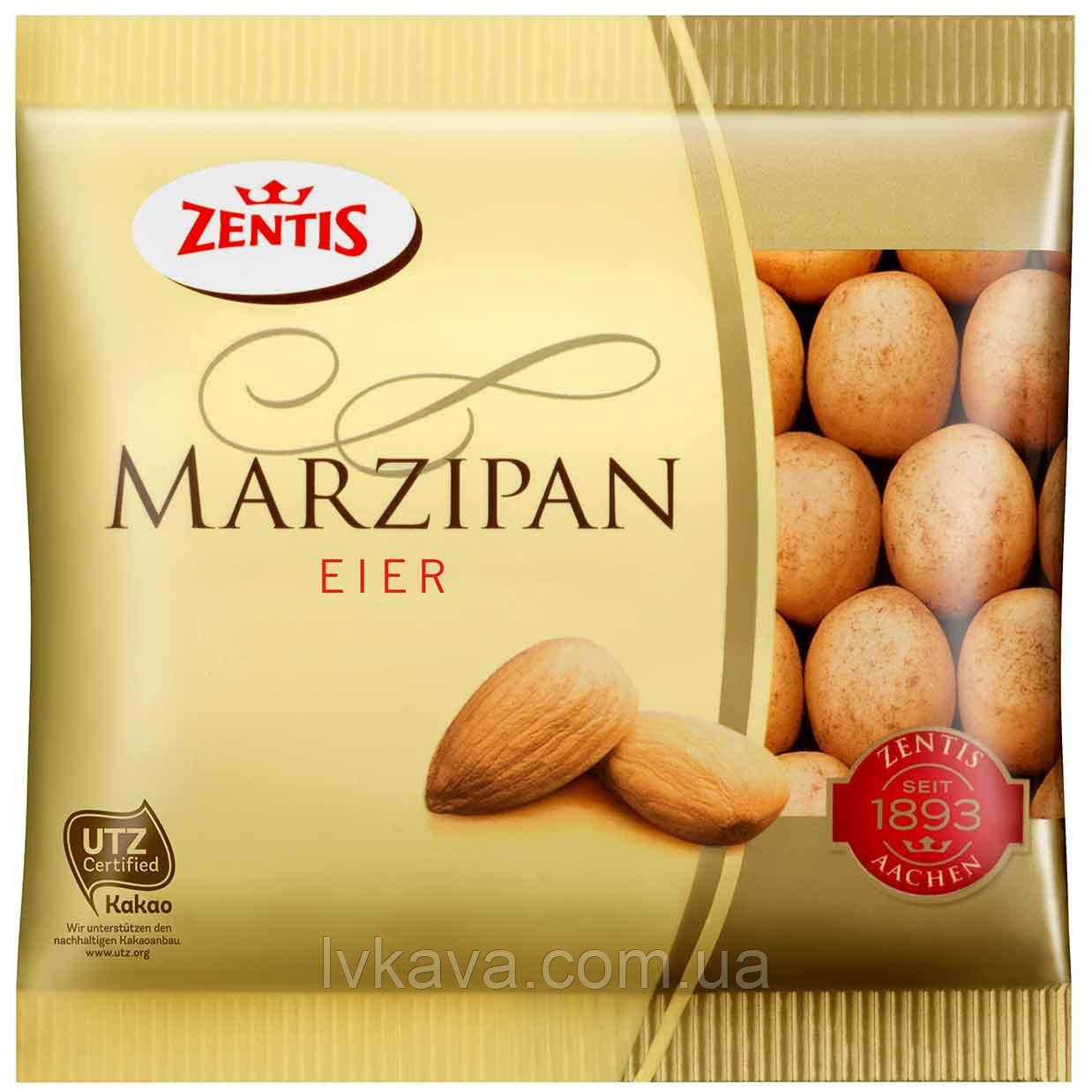 Марципан Zentis Eier  , 125 гр