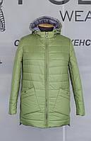 Женская,демисезонная куртка больших размеров в расцветках.Новинка -2021.
