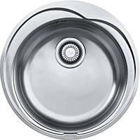 Кухонная мойка Franke Ron 610-41 (101.0255.783) нержавейка матовая, круглая