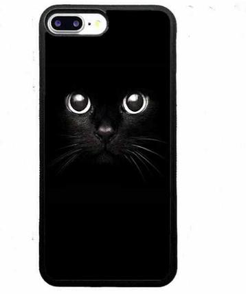 Силиконовый чехол Котик iPhone 8, Х, фото 2