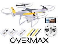 Беспилотник дрон 3.3 OVERMAX WiFi + камера