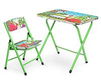 Детский столик и стульчик Динозавры