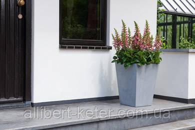 Цветочный горшок Keter Beton Conic High 40 CM