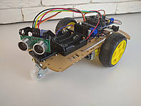 Конструктор Arduino умная машина набор Car Kit для Arduino uno DIY Kit, фото 1