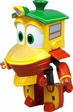 """Игровая фигурка """"Роботы поезда"""" герой Виктор /  Поезд трансформер RM 006 - 11 см, фото 2"""
