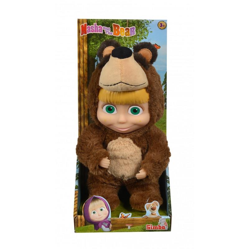 Лялька Маша в костюмі ведмедя Simba 9301064