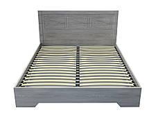 Ліжко Марсель (1,80 м) (Дуб Грей), фото 2
