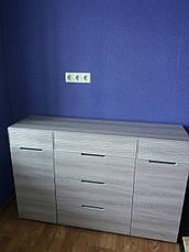 Кровать Марсель (1,80 м.) (Дуб Грей), фото 3