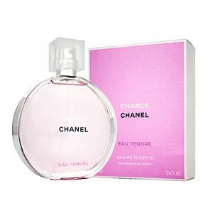 Туалетная вода женская Chanel Chance Eau Tendre 100ml (Люкс), фото 2