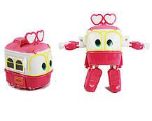 Роботы-поезда Robot Trains набор из 5-ти штук, фото 3