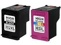 Картриджи для принтеров HP 302 DESKJET 1110 2130 3630 4520
