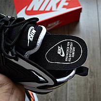 Мужские кроссовки в стиле Nike Zoom 2k Black/White, фото 2