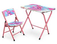 Детский столик и стульчик Пони