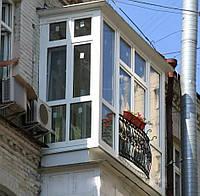 Балкон ПОД КЛЮЧ в Кропивницком