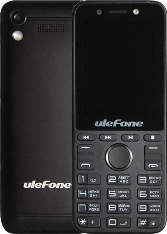 Кнопочный телефон Ulefone A1 Black