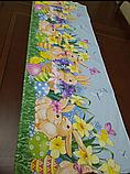 Салфетка дорожка пасхальная на стол (раннер) 47*140, фото 2
