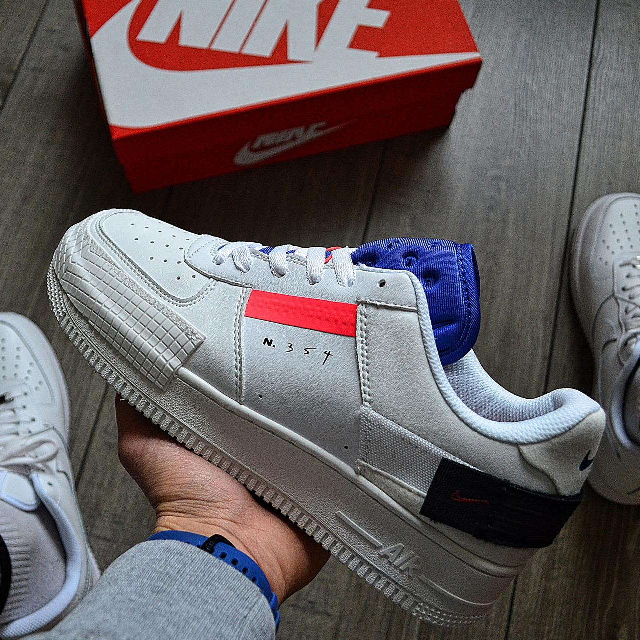 Мужские кроссовки в стиле Nike Air Force 1 Low