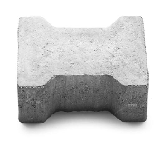 Двойное 3Т безфасочная 20-16-8 серый