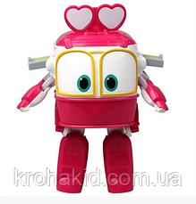 """Игровая фигурка """"Роботы поезда"""" герой Сэлли /  Поезд трансформер RM 004 - 11 см, фото 2"""