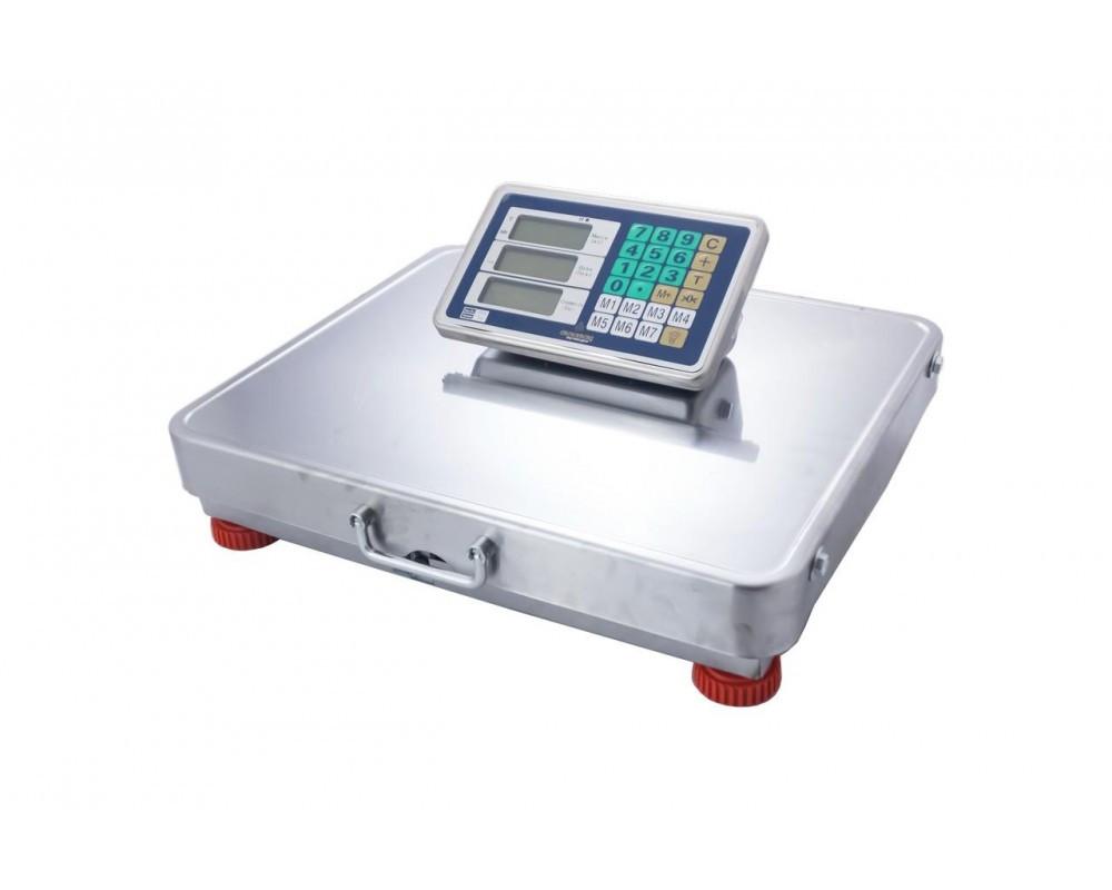 Торговые электронные весы Crownberg Scales CB650 Wifi (до 650 кг.)