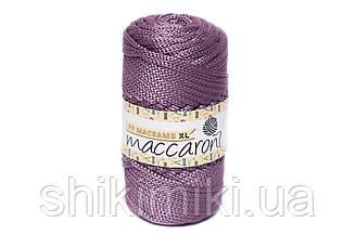 Трикотажный шнур PP Macrame Medium, цвет Лиловый
