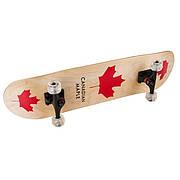 Скейт из канадского клена (Канада, Canadian maple)