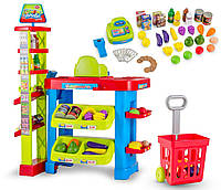 """Детский тематический набор """"Супермаркет"""" Tobi Toys"""