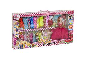 Кукла Барби с нарядами (D-23-1)