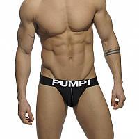 Мужское эротическое нижнее белье, сетка Pump - №5655