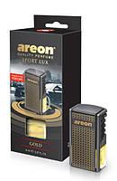Ароматизатор на обдув Areon Car Perfume - Gold (Золото)