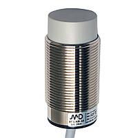 Індуктивний датчик M30, неекранований, NO, кабель 2м, осьовий, AT1/A0-2A Micro detectors