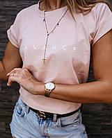 """Женская футболка  """"Balance"""""""