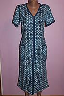Женский трикотажный халат Маша, фото 1