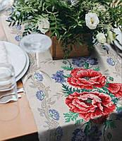 Салфетка дорожка на стол (раннер) 47*140