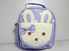 Сумка - рюкзак для дівчинки