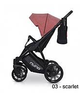 Детская прогулочная коляска Riko Nuno 03 Scarlet