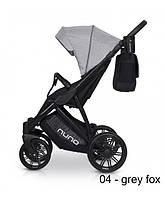 Детская прогулочная коляска Riko Nuno 04 Grey fox