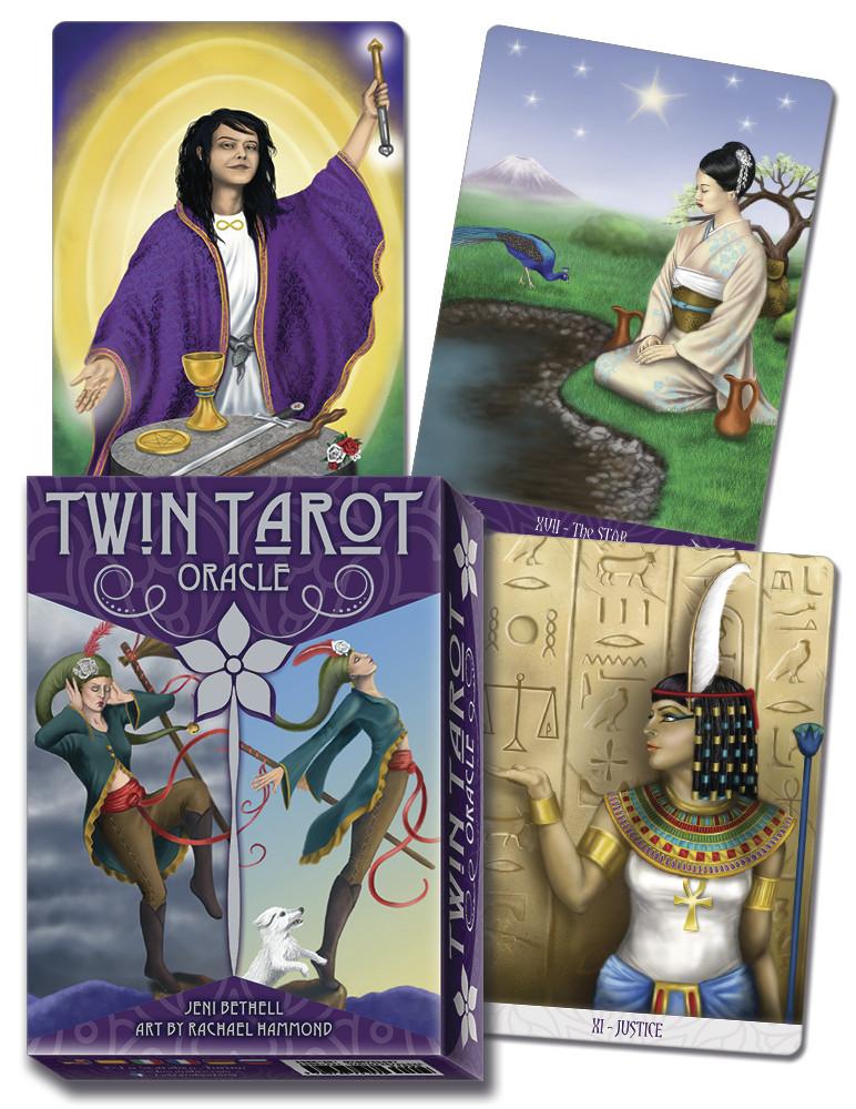 Twin Tarot Oracle/ Оракул Сдвоенное Таро