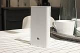 Портативная батарея Xiaomi Mi Power Bank 2C 20000mAh c быстрой зарядкой QC3.0 Оригинал. Повербанк, аккумулятор, фото 6