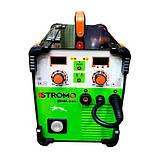 Инверторный сварочный полуавтомат STROMO SWM-330, фото 2