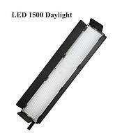 Постоянный студийный свет Lishuai LED-1500 + штатив + филтры, фото 1