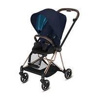 Прогулянкова коляска Cybex Mios (Black) Midnight Blue Plus