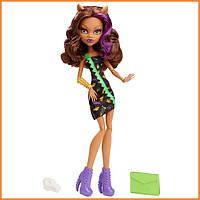 Кукла Monster High Клодин Вульф (Clawdeen) из серии Freaky Field Trip Монстр Хай