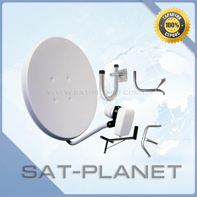 Спутниковые антенны, кронштейны, мультифиды