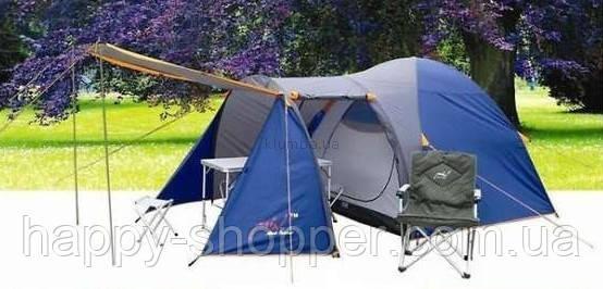 Палатка четырехместная Coleman(Mimir outdoor) X-1036