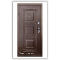 Двери входные металлические с МДФ Steelguard™ модель «DO-18» Венге темный 148